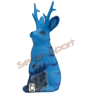 3D International Srt 3D Target Pandora Jackalope Special Edition