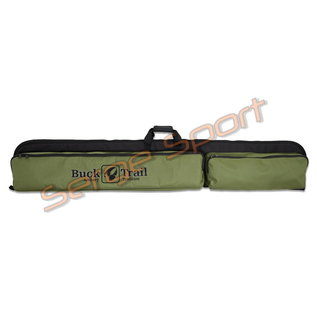 Bucktrail Bucktrail One-Piece Recurve Soft Case W/ Arrow Pocket