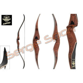 "Oak Ridge Oak Ridge Dymond - 62"" One-Piece Recurve"