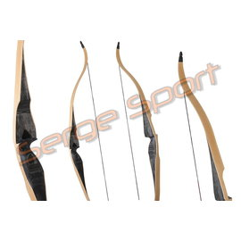 "Oak Ridge Oak Ridge Tundra - 60"" One-Piece Recurve"
