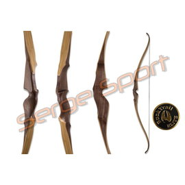 "Bucktrail Bucktrail Elite Varro Walnut - 60"" One-Piece Recurve"