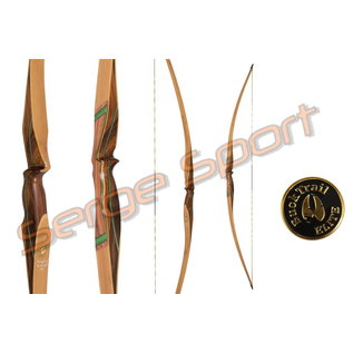 "Bucktrail Bucktrail Elite Peregrine - 64"" Longbow  Fast-Flight string incl"