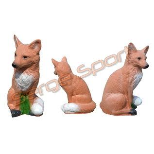 Beier 3D Target Fox - Sitting