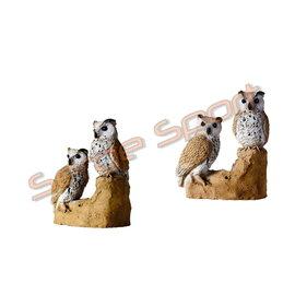 Imago 3D 3D Target Owls