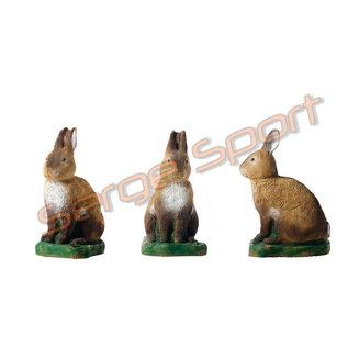 Imago 3D 3D Target Rabbit - Standing