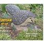 Natur Foam 3D Target Hedgehog With Snail