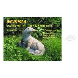 Natur Foam 3D Target Otter