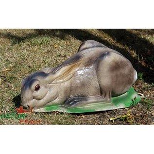 Natur Foam 3D Target Hare - Bedded