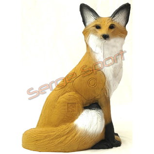 SRT 3D Target Fox