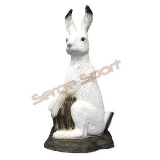 SRT 3D Target Hare