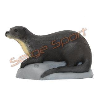 SRT 3D Target Otter