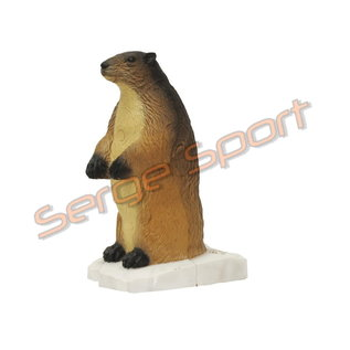 SRT 3D Target Marmot