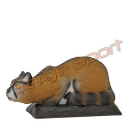 SRT 3D Target Wildcat