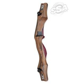 """Oak Ridge Oak Ridge Shade Series Morado - 19"""" Hunting Bow Riser ILF"""