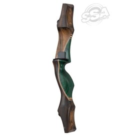 "Oak Ridge Oak Ridge Shade Series Verdes - 19"" Hunting Bow Riser ILF"