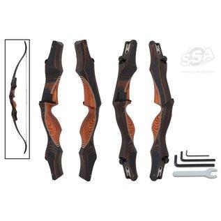"Oak Ridge Oak Ridge Shade Series Kobicha - 19"" Hunting Bow Riser ILF"