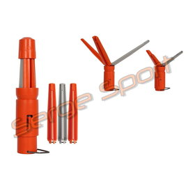 "Easton Easton EZ Fletch A Small Dia. Multi-Kit (<20/64"")"