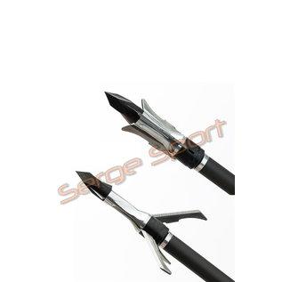 Grim Reaper Grim Reaper Razortip Expandable - 125gr 3 Blade - 3/pk
