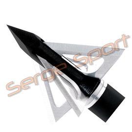 "Slicktrick Slicktrick Magnum Fixed Blade - 1 1/8"" 125gr 4 Blade - 4/pk"