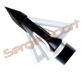 "Slicktrick Slicktrick Standard Fixed Blade - 1"" 125gr 4 Blade - 4/pk"
