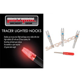 Maximal Maximal X-Size ID5.2 - Lighted Nock - 3/pk