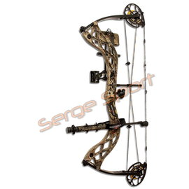 Bowtech Bowtech Carbon Icon - Compound Bow Package