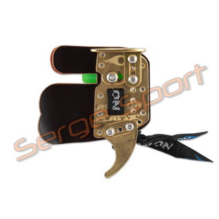 Avalon Avalon Classic Brass - Prime Leather - Recurve Tab