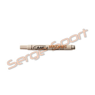 AAE Aae Arrow Cleaning Fletching Stick - Vane Cleaner - Maxweld Primer Pen
