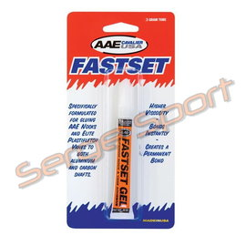 AAE Aae Glue/Primer & Tape Fastset Gel 3 Gram