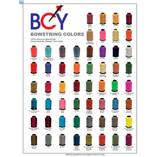 BCY bowstring materials BCY Formula 8125 - String Material