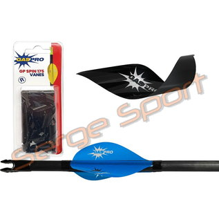 Gas Pro Gas Pro 175 Recurve - Spin Wing - 50/pk