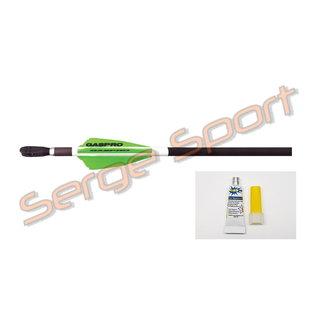 "Gas Pro Gas Pro GX-187 1.87"" - Plastic Vanes - 40/pk"
