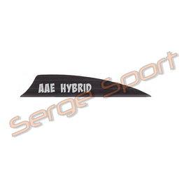 AAE Aae Hybrid 1.85 - Plastic Vanes - 100/Pk
