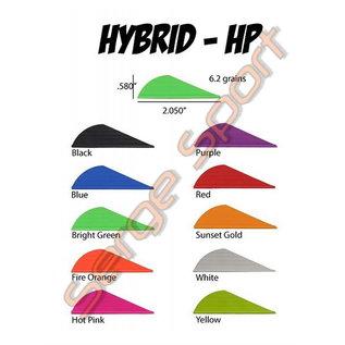 AAE AAE Hybrid - Plastic Vanes - 100/pk