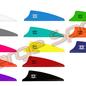 Bohning Bohning X-Vane - Plastic Vanes - 100/pk