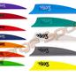 Bohning Bohning X3 Vane - Plastic Vanes - 100/pk