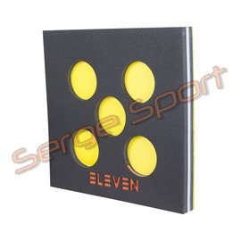Eleven Targets Eleven Larp Target 80x80x7cm 5 holes with Holder