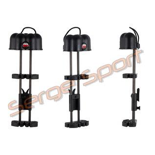 Maximal Maximal Edge QD Bowquiver - 5 Arrows