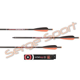 Maximal Maximal Scorpio Carbon Crossbow Bolts - 12/pk