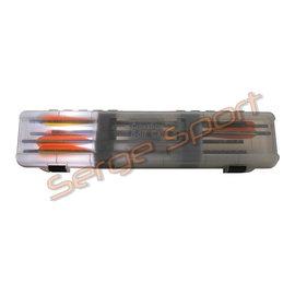 """MTM MTM Compact Crossbow Arrow Case - 24"""" x 5.9"""" x 3"""""""