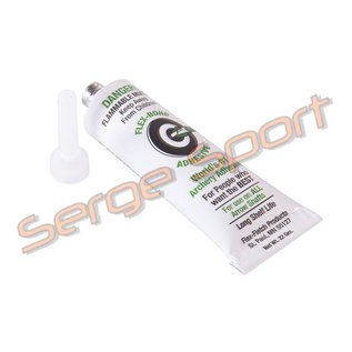 Flex Archery Flex-Fletch Flex Bond Glue 22Gram