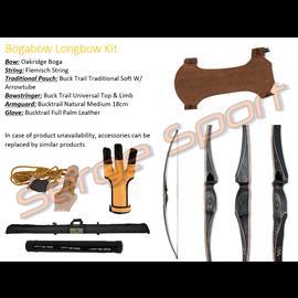 Oak Ridge Bogabow Longbow Kit