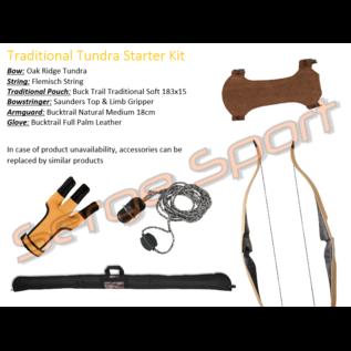 Oak Ridge Traditional Tundra Starter Kit