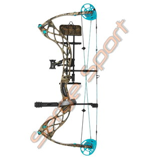 "Bowtech Bowtech Diamond Carbon Knockout - Compound Package 22.5""-27"""