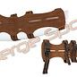 Buck Trail Buck Trail Essential Long 28cm - Traditional Armguard