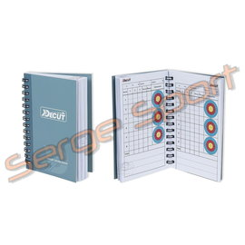 Decut Decut Score Book (English)