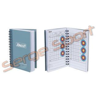 Decut Decut Score Book (English)