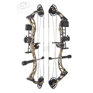 """PSE PSE COMPOUND PACKAGE BRUTE NXT 2020 BT CAM ROTATING MOD RH 55LBS 22.5-30"""""""