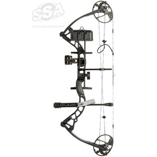 "Diamond by Bowtech DIAMOND COMPOUND PACKAGE INFINITE EDGE PRO DUAL CAM ROT. MOD 13""-30"" / 10-70 LBS"