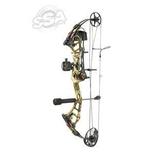 """PSE PSE COMPOUND PACKAGE STINGER MAX 2020 SS CAM ROTATING MOD 21.5-30"""""""